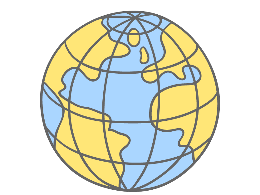 Weltkugel