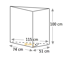 eigenschaften oberfl chen und volumenberechnung von k rpern bettermarks. Black Bedroom Furniture Sets. Home Design Ideas