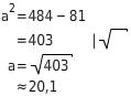 kem GeoII GeoIISGdPAnw 13 Anwendungen zum Satz des Pythagoras
