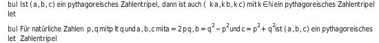 kem GeoII GeoIISGdPSdP 14 Satz des Pythagoras und seine Umkehrung