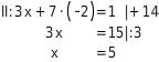 kem LGuU LGuUELGSAddv 12 Additionsverfahren zum Lösen linearer Gleichungssysteme