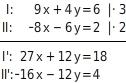 kem LGuU LGuUELGSAddv 20 Additionsverfahren zum Lösen linearer Gleichungssysteme