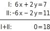 kem LGuU LGuUELGSAddv 27 Additionsverfahren zum Lösen linearer Gleichungssysteme