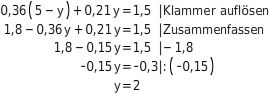 kem LGuU LGuUELGSAnw 6 Anwendungen zu linearen Gleichungssystemen