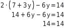 kem LGuU LGuUELGSEsv 28 Einsetzungsverfahren zum Lösen linearer Gleichungssysteme