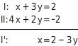 kem LGuU LGuUELGSEsv 9 Einsetzungsverfahren zum Lösen linearer Gleichungssysteme