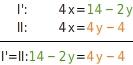 kem LGuU LGuUELGSGsv 16 Gleichsetzungsverfahren zum Lösen linearer Gleichungssysteme