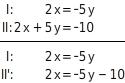 kem LGuU LGuUELGSGsv 24 Gleichsetzungsverfahren zum Lösen linearer Gleichungssysteme