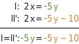 kem LGuU LGuUELGSGsv 25 Gleichsetzungsverfahren zum Lösen linearer Gleichungssysteme