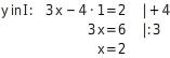 kem LGuU LGuUELGSWiss 21 Wissen über lineare Gleichungssysteme