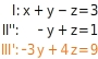 kem LGuU LGuUELGSdV 8 Lösen linearer Gleichungssysteme mit drei Variablen