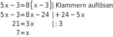kem LGuU LGuULGAnw 3 Anwendungen zu Gleichungen