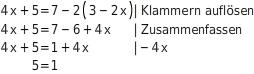 kem LGuU LGuULGLAequi 15 Lösen von Gleichungen durch Äquivalenzumformungen