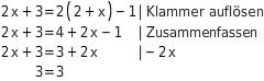 kem LGuU LGuULGLAequi 16 Lösen von Gleichungen durch Äquivalenzumformungen