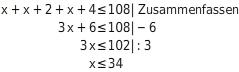 kem LGuU LGuULUAnw 2 Anwendungen zu Ungleichungen