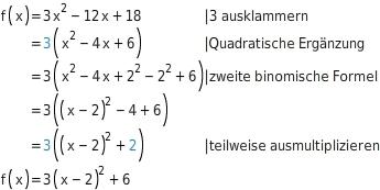 Quadratische funktionen scheitelpunkt berechnen online dating 2