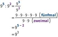 kem T PGnExglB 2 Potenzgesetze für Potenzen mit gleicher Basis