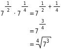 kem T PGrExrEx 1 Potenzgesetze für Potenzen mit rationalem Exponenten
