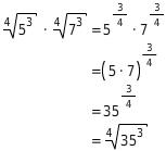 kem T PGrExrEx 7 Potenzgesetze für Potenzen mit rationalem Exponenten