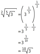 kem T PGrExrEx 8 Potenzgesetze für Potenzen mit rationalem Exponenten