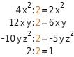 kem T TPotMul 11 Multiplikation und Ausklammern bei Termen mit Potenzen