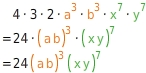 kem T TPotMul 7 Multiplikation und Ausklammern bei Termen mit Potenzen