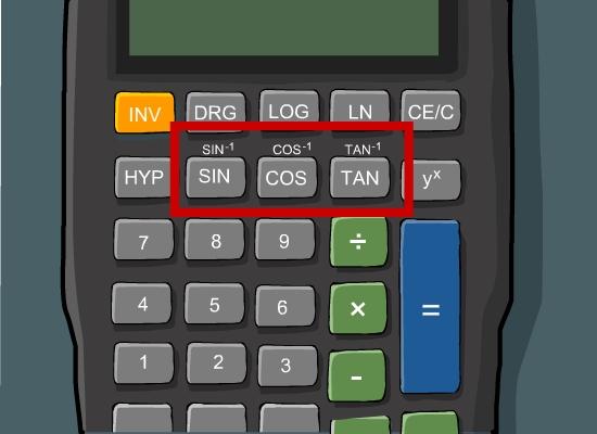 Trigonometrie taschenrechner