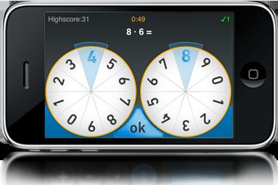 iphone2 Kopfrechnen auf dem iPhone
