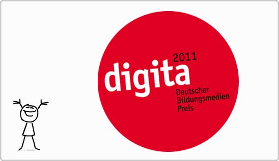 award digita Gewinner des digita 2011 und 2012