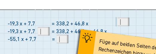 GLuUGL 1 Gleichungen und Ungleichungen
