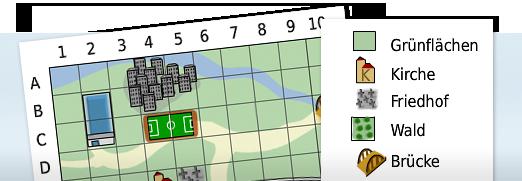 GeoGLKLM1 0 Karten, Maßstab und Symmetrie
