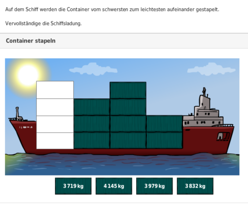 container Lernen