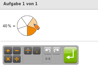 learning fraction pre de Lernen