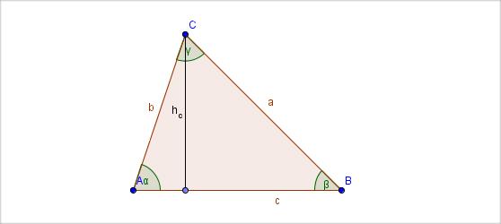 dreieck allgemein Ebene Figuren