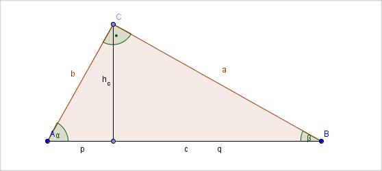 dreieck rechtwinklig Ebene Figuren